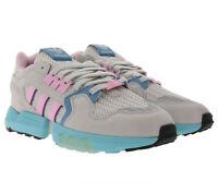 adidas Originals ZX Torsion Sneaker ausgefallene Damen Low-Top Schuhe Turnschuhe