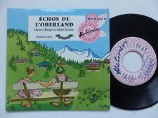 Echos de l Oberland Folklore bavarois RUDI KNABL R ROSENBERG VITZHUM HELX45 6004