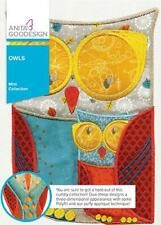 Owls Anita Goodesign Embroidery Machine Design Cd New