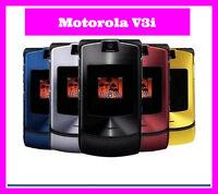 ~ ORIGINAL ~ Motorola RAZR V3 Mobile Phone Bundle | Unlocked | 6 Month Warranty