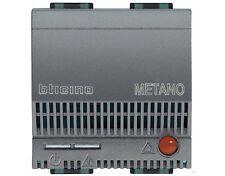 BTICINO LIVINGLIGHT L4511/12 RIVELATORE DI GAS METANO C/SEGNALATORE OTTICO/ACUST