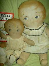 "Very Rare ""Dolly Dingle"" Grace Drayton doll w/voice box Georgene Averill Hendren"