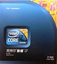 Intel BXC80601950 SLBEN Core i7-950 8M 3.06 GHz Retail Box (Chinese Version)