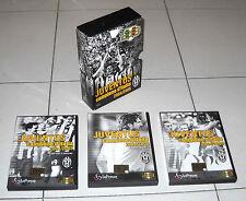 Box 3 Dvd JUVENTUS CAMPIONE D'ITALIA 2004-2005 Scudetto 28 Prodotto ufficiale