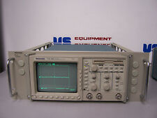 8410 TEKTRONIX TDS360 2 CHANNEL DIGITAL REAL-TIME OSCILLOSCOPE 200 MHZ 1 GS/s