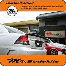 Mr. Plastic Rear Boot Ducktail Spoiler-Holden VY VZ Commodore/Calais/Berlina/559