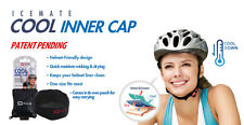 N-rit ICEMATE Helmet Friendly Sport Cool Inner Cap Quick Dry for Cycling Workers