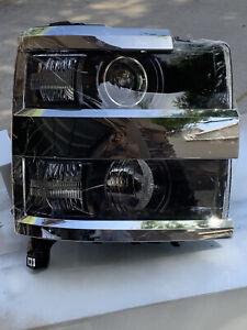 2015-18 chevrolet silverado 2500/3500 HD Headlights