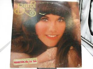 Barbi Benton Barbi Doll LP Record Playboy PB-404 1974 Promo VG+ c VG