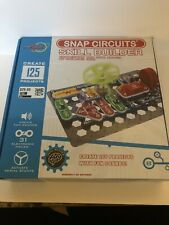 Snap Circuits Skill Builder - Create 125 Projects - Fun Sounds - Aerial Stunts