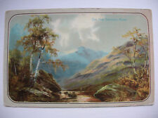 Sannox River, Arran.   Near Corrie, Lochranza, Brodick, Goatfell etc.   (1910)