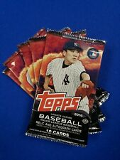 2014 Topps Update baseball Hobby Pack (possible Betts, DeGrom and other RCs)