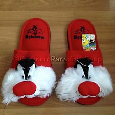 Looney Tones Sylvester Slippers Shoes Sandal US size 6-10, UK 4-8, EU 36-42