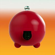 Laboul sac de créateur en boîte de vin distributeur - 5 L maxi-brillant rouge