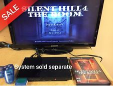 Silent Hill 4 The Room ~ Sony Playstation 2 ~ PS2 Video Game ~ Complete ~ TESTED