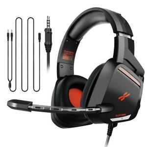 PLEXTONE G800 Gaming Headset Headphones Over-Ear Lightweight Headset with Mic UK