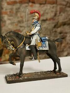 "Soldatino "" Carabiniere a cavallo "" 54 mm metal kit"