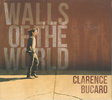 Walls of the World by Clarence Bucaro (CD, 2012 Twenty Twenty) NYC Folk Rock