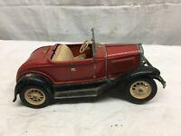 Vintage Hubley Die Cast Metal Toy Car Rat Rod Coupe  LANCASTER,PA. Parts Repair