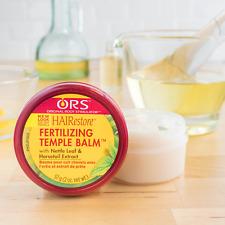 ORS HAIRestore Fertilizing Temple Balm Edge Scalp Relaxed Straighten Hair