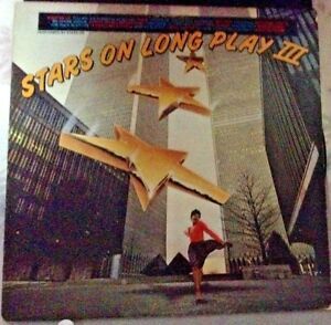 STARS ON LONG PLAY III Album Released 1982 Vinyl/Record  Collection US pressed