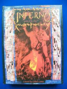 Inferno - Battles For The Abyss - Global Games - UNPUNCHED - VG+