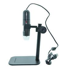 S10 50-1000X 2MP USB 8-LED Light Digital Microscope Endoscope Camera Magnifier