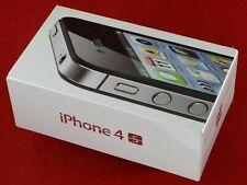 *RARE!* SEALED BOX APPLE iPhone 4S BLACK 16GB  AT&T, GSM UNLOCKED *RARE iOS 6!*