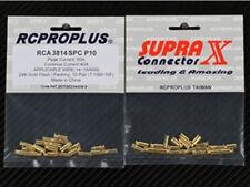 Supra-X 3mm Bullet Connector (10M, 10F)
