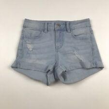 Bullhead Women's Super Stretch Shorty Shorts Juniors Size 24