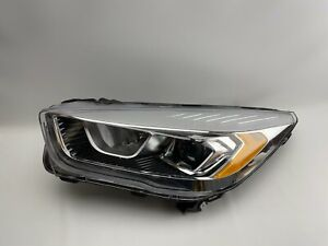 2017 2018 2019 Ford Escape Headlight Left Driver Halogen LED OEM LH