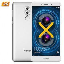 Teléfonos móviles libres Android Huawei Honor 6 color principal plata