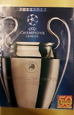 UEFA Champions League 2011/2012 X4O ADESIVI Loose