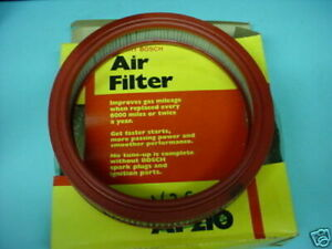Air Filter Fits Audi 100 & Super 90 New Bosch   042-0349