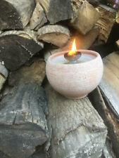 Toothpaste Light Candles Wax Remnants Dochthalter Fiber Lamps Wick Fire Terrac