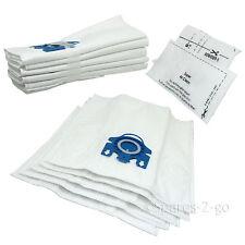 MIELE S5261 & TT5000 Compatible Vacuum Cleaner Cloth Microfibre DUST BAG x 10 Pk