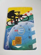 Télécarte - LE TOUR DE FRANCE 1999   (A8111)