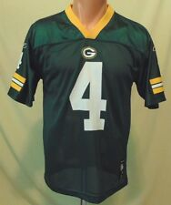 Brett Favre #4 Green Bay Packers NFL Youth Size Large NFL Team Apparel Jersey
