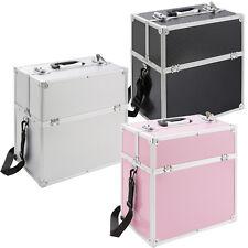 Kosmetikkoffer Beautycase Werkzeugkoffer Multikoffer Schminkkoffer Friseurkoffer