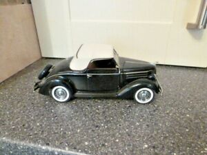 DANBURY MINT DIECAST 1936 FORD DELUXE CABRIOLET