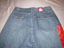 MENS NWT BASS AMERICAN JEANS SIZE 36X34 UTILITY JEANS BRAND NEW