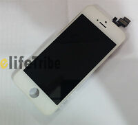 Replacement LCD Display Touch Screen Digitizer Assembly for iphone 5 White