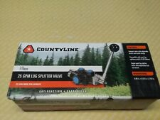 Countyline 25 Gpm Log Splitter Valve Tsc Sku 1170820