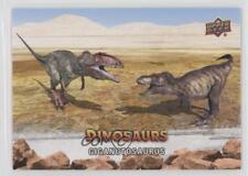 2015 Upper Deck Dinosaurs #3 Giganotosaurus Non-Sports Card 8wv