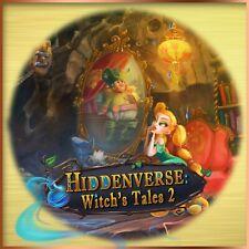 ⭐️ Hiddenverse - Witch's Tales 2 - PC / Windows - BLITZVERSAND ⭐️