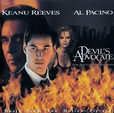 DEVIL'S ADVOCATE - MUSIC FROM THE MOTION PICTURE - JAMES NEWTON HOWARD / CD
