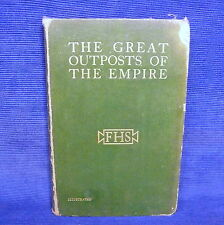 The Great Outpost of the (English) Empire Wilson le Couteur 1907 Antique Book