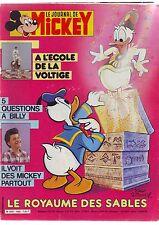 Le Journal De Mickey N°  1692 - novembre 1984 - bon etat correct -