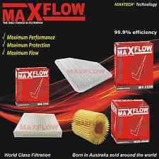 Maxflow® Suit Toyota Aurion GSV40R V6 3.5L 2GR-FE Filter Service Kit filtre