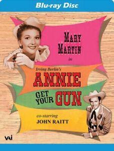 ANNIE GET YOUR GUN: STARRING MARY MARTIN (1957) NEW BLURAY